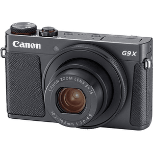 Canon PowerShot G9 X Mark II Cámara Digital (Black)