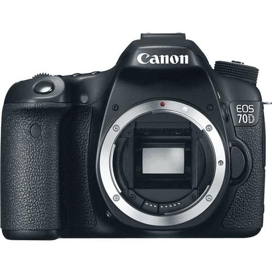 Cámara Canon EOS 70D DSLR (Sólo Cuerpo) - Image 1