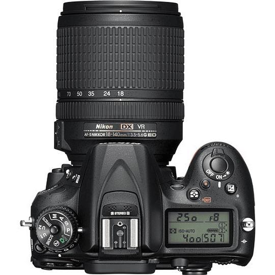 Nikon D7200 cámara réflex digital con lente 18-140mm - Image 3