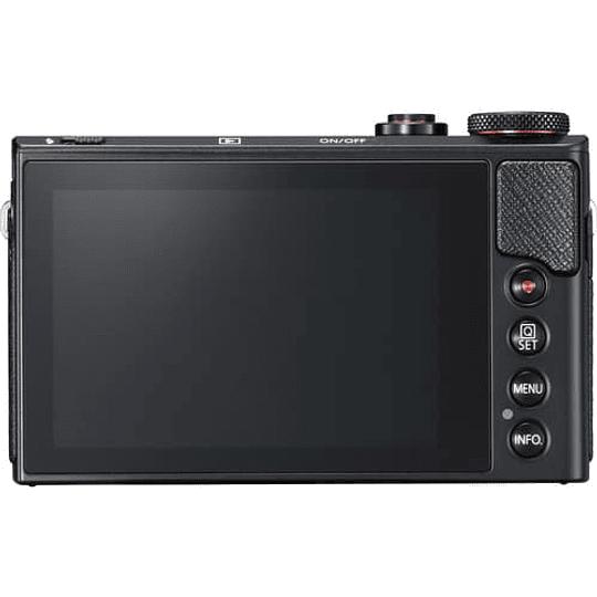 Canon PowerShot G9 X Mark II Cámara Digital (Black) - Image 3