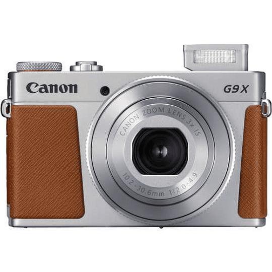 Canon PowerShot G9 X Mark II Cámara Digital (Silver) - Image 4