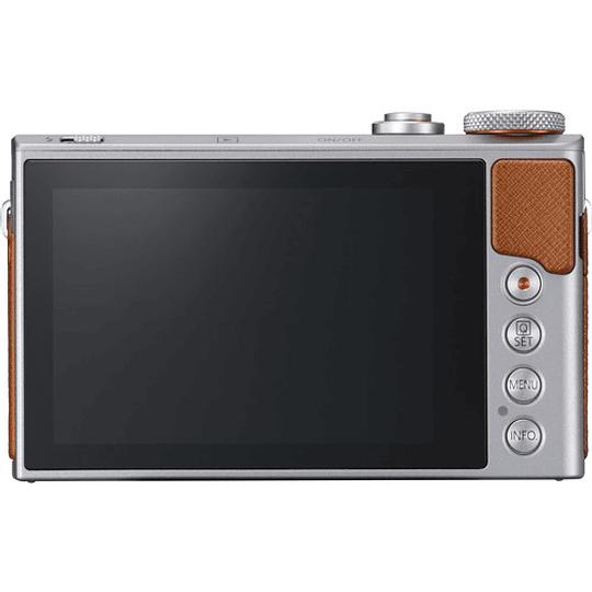 Canon PowerShot G9 X Mark II Cámara Digital (Silver) - Image 5