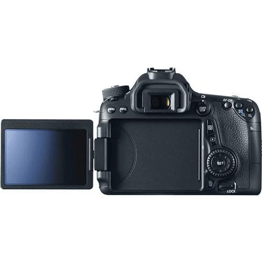 Cámara Canon EOS 70D DSLR (Sólo Cuerpo) - Image 3