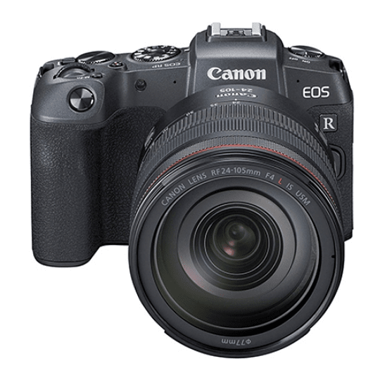 Canon EOS RP Mirrorless Cámara Digital con Lente RP 24-105mm f/4L - Image 1