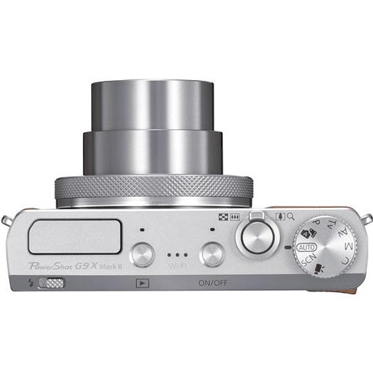 Canon PowerShot G9 X Mark II Cámara Digital (Silver) - Image 6