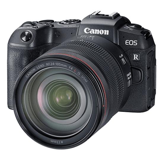 Canon EOS RP Mirrorless Cámara Digital con Lente RP 24-105mm f/4L - Image 2