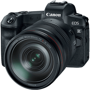 Canon EOS R Mirrorless Cámara Digital con Lente RP 24-105mm f/4L