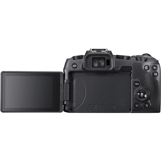 Canon EOS RP Mirrorless Cámara Digital (Sólo Cuerpo) *Incluye Adaptador de Lentes EF - Image 4