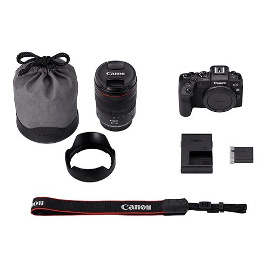 Canon EOS RP Mirrorless Cámara Digital con Lente RP 24-105mm f/4L - Image 6