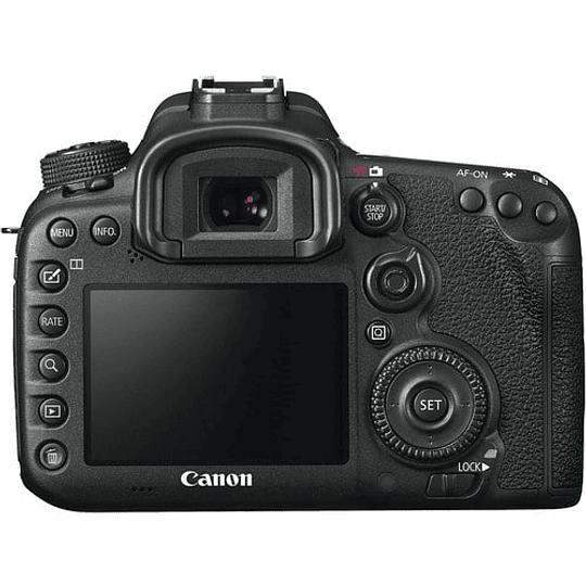 Canon cámara EOS 7D Mark II (sólo cuerpo) - Image 2