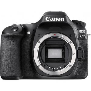 Canon cámara EOS 80D DSLR (Sólo cuerpo)
