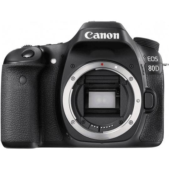 Canon cámara EOS 80D DSLR (Sólo cuerpo) - Image 1