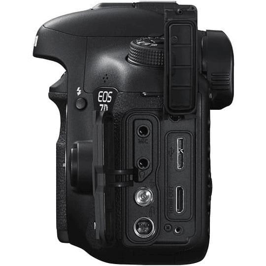 Canon cámara EOS 7D Mark II (sólo cuerpo) - Image 3