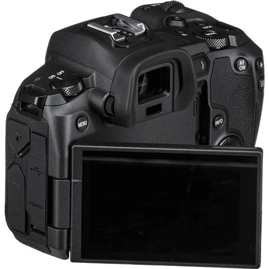 Canon EOS R Mirrorless Cámara Digital (Sólo Cuerpo) *Incluye Adaptador de Lentes EF - Image 5