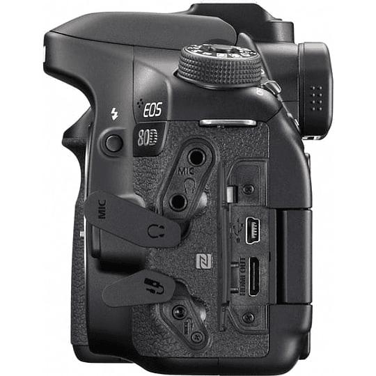 Canon cámara EOS 80D DSLR (Sólo cuerpo) - Image 4
