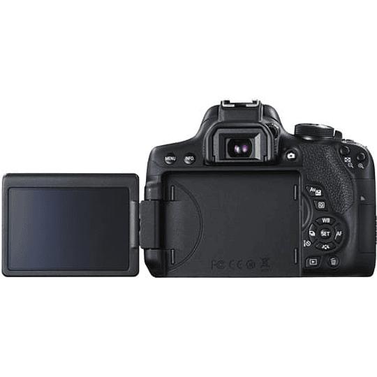 Canon cámara EOS Rebel DSLR T6i (Sólo Cuerpo) - Image 4