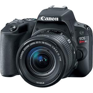 Canon Cámara EOS Rebel SL2 con Lente EF-S 18-55mm f/4-5.6 IS STM