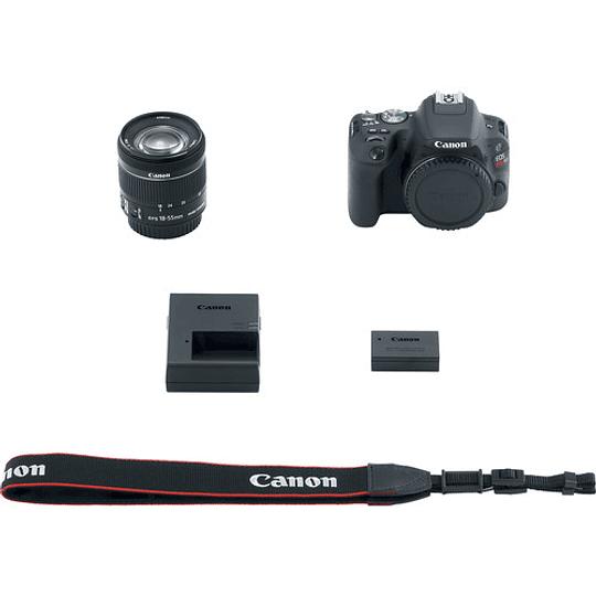 Canon Cámara EOS Rebel SL2 con Lente EF-S 18-55mm f/4-5.6 IS STM - Image 5