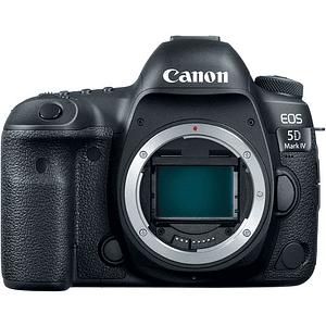 Canon cámara profesional 5D mark iv