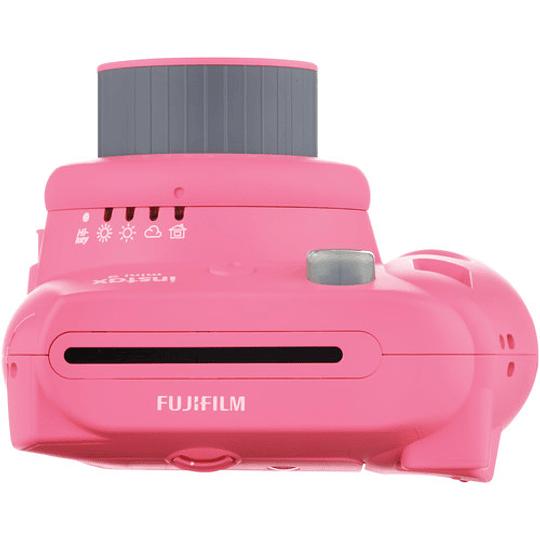 FUJIFILM INSTAX Mini 9 Cámara Instantánea (Flamingo Pink) - Image 4