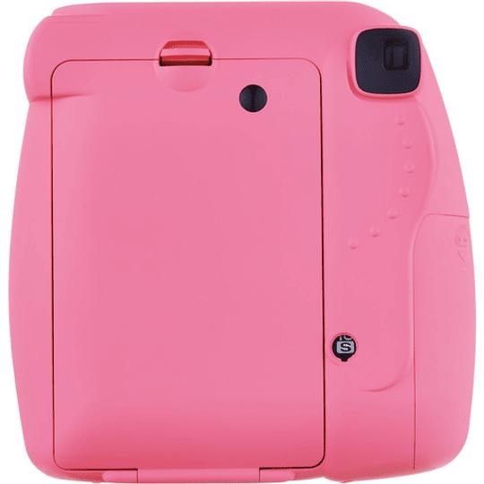 FUJIFILM INSTAX Mini 9 Cámara Instantánea (Flamingo Pink) - Image 5