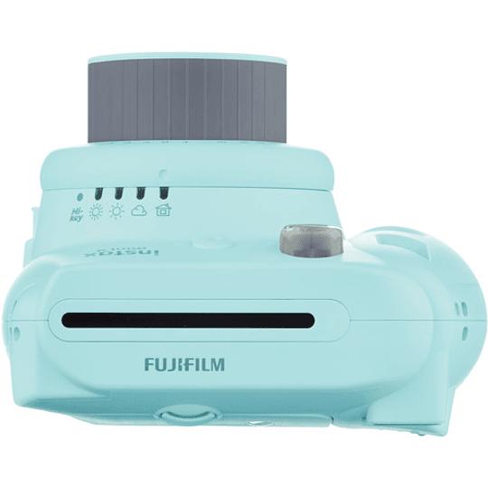 FUJIFILM INSTAX Mini 9 Cámara Instantánea (Ice Blue) - Image 3