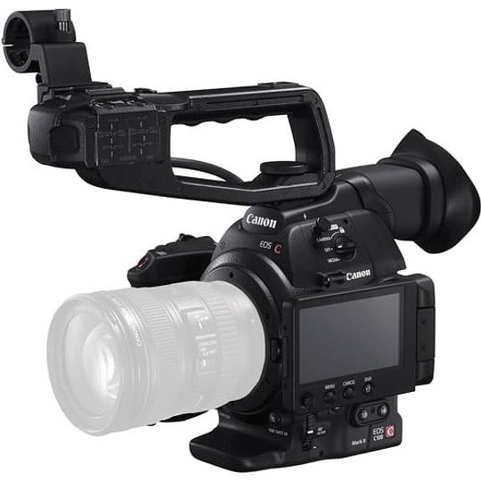 Canon EOS C100 Mark II Cinema Cámara EOS con Dual Pixel CMOS AF (solo cuerpo) - Image 1