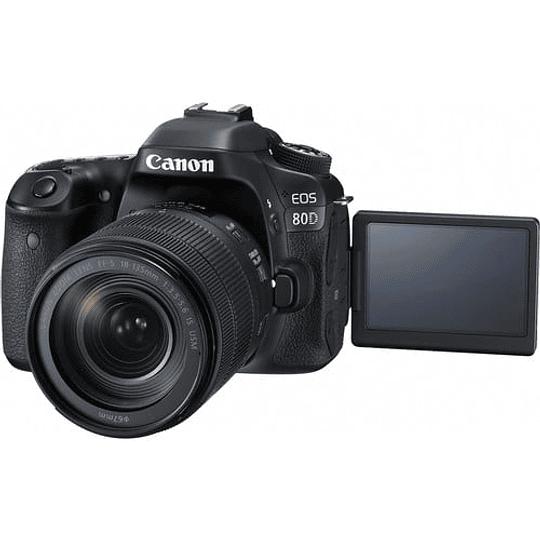 Canon EOS 80D Cámara con lente 18-135mm - Image 2