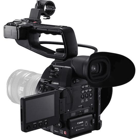 Canon EOS C100 Mark II Cinema Cámara EOS con Dual Pixel CMOS AF (solo cuerpo) - Image 2