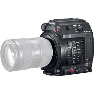 Canon EOS C200B Cámara de Cine Montaje EF 4K (Sólo cuerpo)