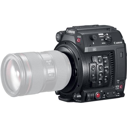 Canon EOS C200B Cámara de Cine Montaje EF 4K (Sólo cuerpo) - Image 1