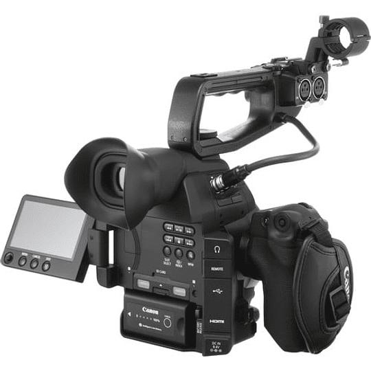 Canon EOS C100 Mark II Cinema Cámara EOS con Dual Pixel CMOS AF (solo cuerpo) - Image 3