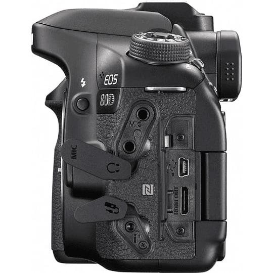 Canon EOS 80D Cámara con lente 18-135mm - Image 4