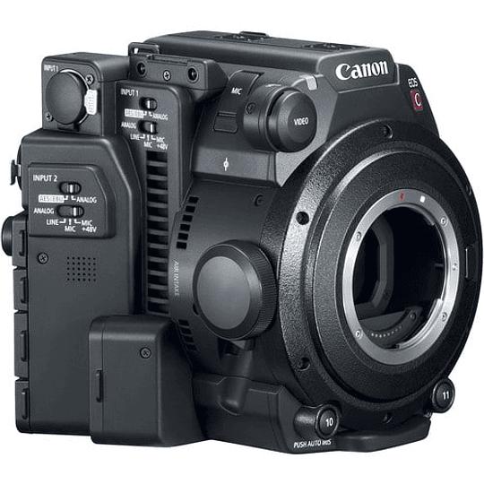 Canon EOS C200B Cámara de Cine Montaje EF 4K (Sólo cuerpo) - Image 3