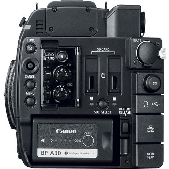Canon EOS C200B Cámara de Cine Montaje EF 4K (Sólo cuerpo) - Image 5