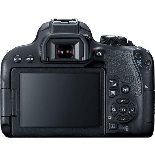 Canon EOS Rebel T7i DSLR Kit Cámara con Lente 18-55mm - Image 2