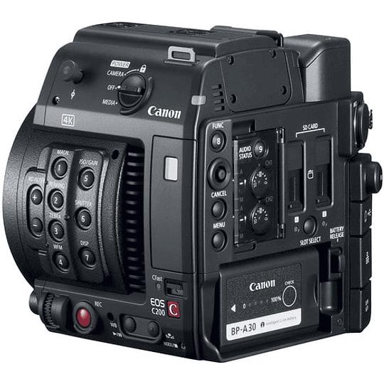 Canon EOS C200B Cámara de Cine Montaje EF 4K (Sólo cuerpo) - Image 6