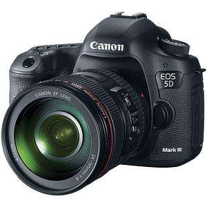 Kit Cámara Canon EOS 5D Mark III con lente 24-105mm f/4L IS USM