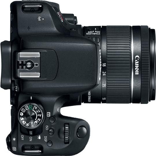Canon EOS Rebel T7i DSLR Kit Cámara con Lente 18-55mm - Image 4