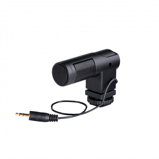 Boya BY-V01 Mini Micrófono Stereo Condensador - Image 2