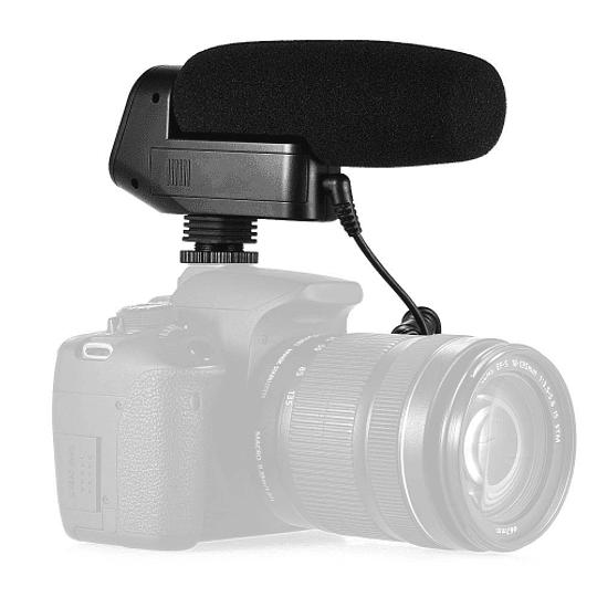 BOYA BY-VM600 Micrófono Shotgun - Image 3
