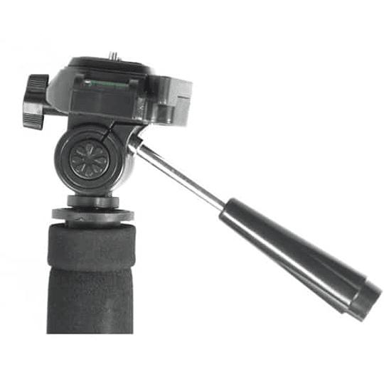 Kit Monopode Soligor WT-1006 + Cabezal + Bolso - Image 2