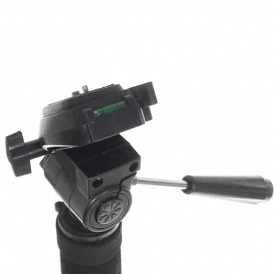 Kit Monopode Soligor WT-1006 + Cabezal + Bolso - Image 3