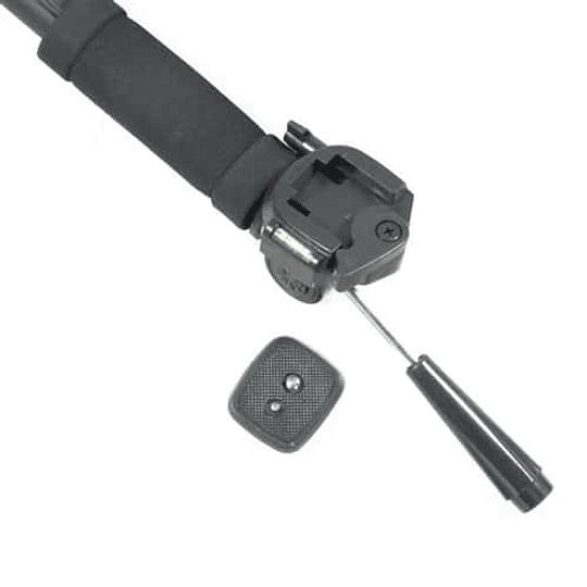 Kit Monopode Soligor WT-1006 + Cabezal + Bolso - Image 4