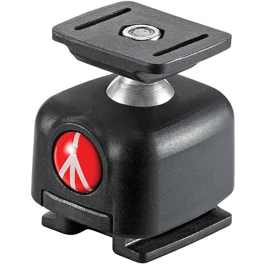 Manfrotto MICRO Ball Head para Lumie Series LED Lights - Image 1