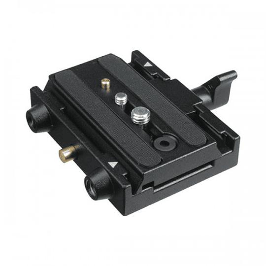 Receptor de galleta o Plato Largo /  Manfrotto 577 Para Quick Release 501PL - Image 1