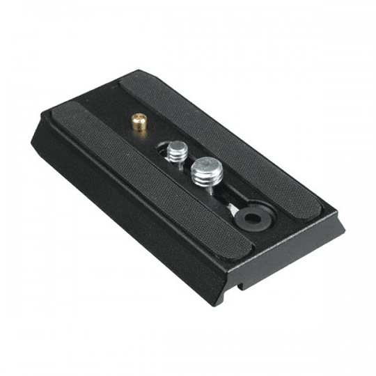 Receptor de galleta o Plato Largo /  Manfrotto 577 Para Quick Release 501PL - Image 3