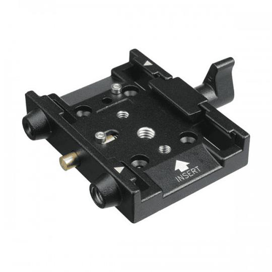 Receptor de galleta o Plato Largo /  Manfrotto 577 Para Quick Release 501PL - Image 4