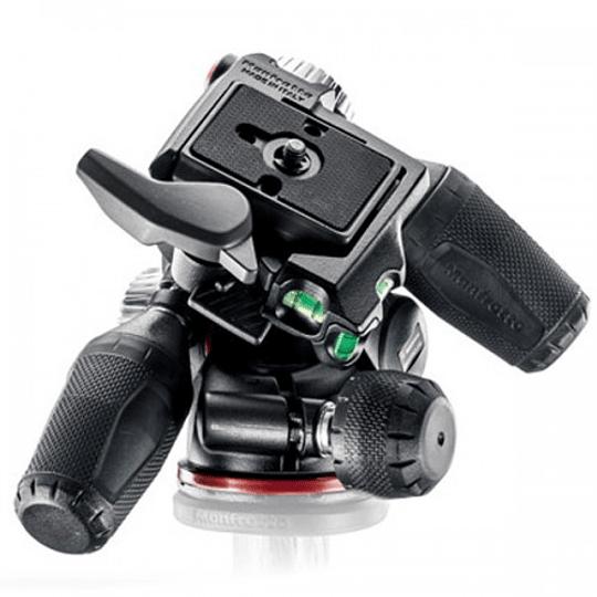 Cabezal Fotografía Manfrotto MHXPRO-3W con Capacidad hasta 8kg - Image 5