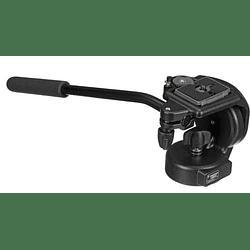 Cabezal Manfrotto 128RC QR Micro Fluid Head